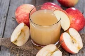 suco maçã mais canela
