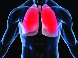 pulmão limpo pare de fumar